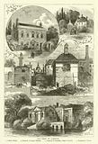 Old views in Lambeth