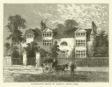 Richardson's House at Parson's Green, 1799