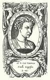 The Lady Fiammetta, subject of Giovanni Boccaccio's novel Elegia di Madonna Fiammetta