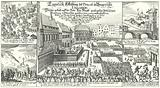 Execution of members of the Protestant Bohemian Revolt in the Old Town Square, Prague, 1621