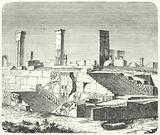 Ruins of the Palace of Xerxes at Persepolis