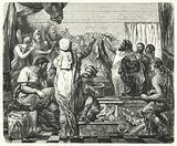 Fabius Maximus declares war on the Carthaginians, 218 BC