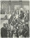 Marriage of Masinissa, King of Numidia, and Sophonisbe of Carthage