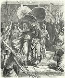 Antony and Cleopatra as Osiris and Isis