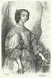 Henrietta Maria of France, Queen Consort of Charles I of England, Scotland and Ireland