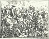 Capture of Marshal Tallard at the Battle of Blenheim, 1704