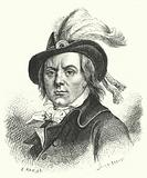 Paul Barras, French politician of the Revolution
