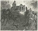 Assassination attempt against Napoleon, Paris, 1800