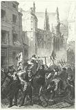 June Days Uprising, Revolution of 1848, Paris