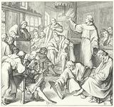 The Leipzig debate, Andreas Karlstadt, Johann Eck and Martin Luther, 1519