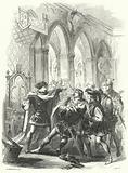 Gerard van de Wateringen killed by William V, Count of Holland, 1354