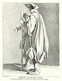 Blind Man from the Quinze-Vingts Hospital