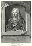 George Frideric Handel, German Baroque composer