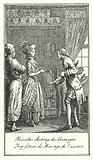 Marriage Proposal of the Miser