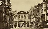 Temple Bar: the City boundary in the Strand in the year 1878