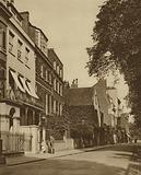 Cheyne Walk, a demure road looking over the river, is rich in memories