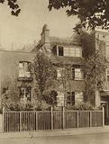House in Cheyne Walk, Chelsea, where the artist JMW Turner lived