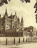 The Middle Block and Senior School at Dulwich College