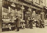 The hunt for bargains in books in Charing Cross Road