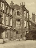 Walpole House, Chiswick, thought to be the inspiration behind Miss Pinkerton's Academy in William Makepeace …