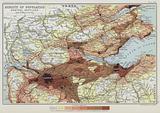 Density of population, Central Scotland
