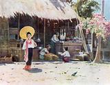 A Village Shop