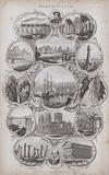 Frontispiece for Dugdales England and Wales Delineated