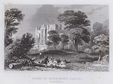 Ruins of Kenilworth Castle, Warwickshire