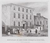 Birth-place of Lord Eldon, Newcastle-upon-Tyne, Northumberland
