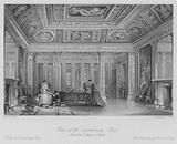 Palace of the Luxembourg, Paris, Boudoir of Mary de Medicis