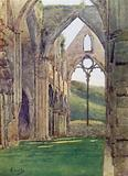 A Ruined Abbey