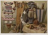 South African Ornaments and Utensils
