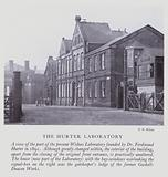 The Hurter Laboratory