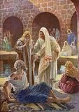 At the Pool of Bethesda, John V 1-9