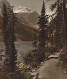 Mount Lefroy and Lake Louise