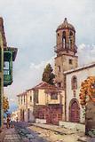 San Domingo, Villa Orotava