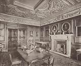 Dunster Castle, Somersetshire, the Dining Room