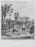 The Duel in Tothill Fields