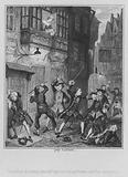 Randulph defending himself against Philip Frewin and his myrmidons