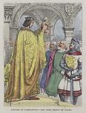 Edward of Caernarvon, the first Prince of Wales