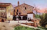 Assisi, Santuario di S Damiano