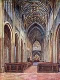 St Mary Redcliffe, looking East