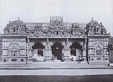 """Hindoo Temple in """"Pettah,"""" Colombo"""