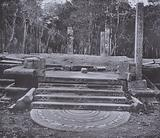 The Ruined Cities of Anuradhapura, Moonstone and Steps