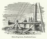 Siren Fog-horn, Southern Coast