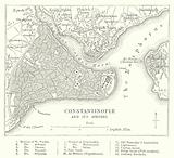Constantinople and its Suburbs