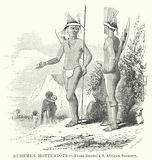 Bushmen Hottentots