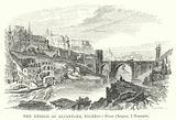 The Bridge of Alcantara, Toledo