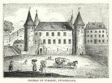 Chateau of Yverdon, Switzerland