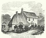Birth-Place of Addison, Milston, Wiltshire